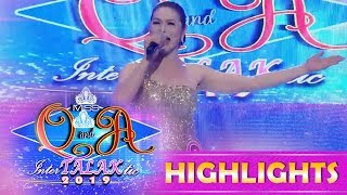 It's Showtime Miss Q and A: Charot Santos wows madlang people with her Charo Santos impersonation