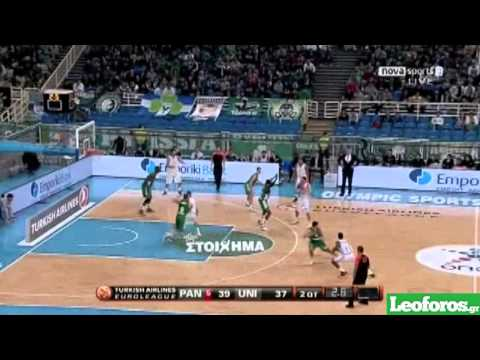 James Gist-Player Of The Game �gainst Malaga