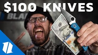 Best Knives Around $100 | Knife Banter Ep. 71