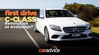 2019 Mercedes-Benz C-Class review
