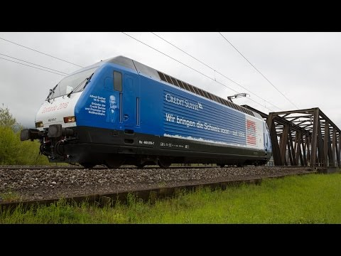 The Making of the Credit Suisse Locomotive