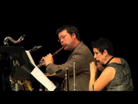 Arete´ Woodwind Doubling Quartet - Areté (Russell Scarbrough)