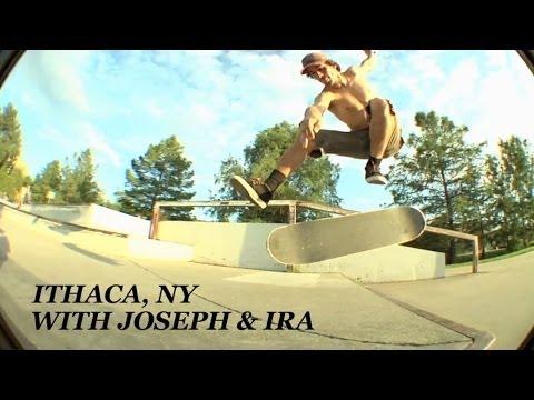 Comet Skateboards // Joseph & Ira