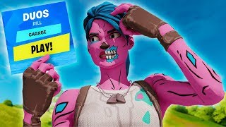 I used OG GHOUL TROOPER in DUOS FILL...