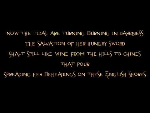 Cradle Of Filth - English Fire