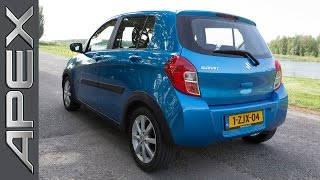 SUZUKI CELERIO 1.0 DUALJET 5MT EXCLUSIVE - Review (English Subtitles) (2015)