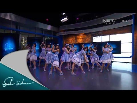 JKT48 Perform single Gingham Check