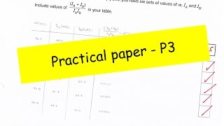 Download AS level Physics - Practical Paper P3 Part 1 3Gp Mp4