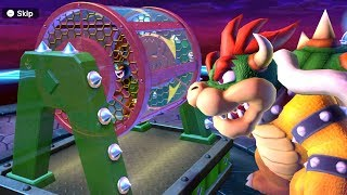 Mario Party 10 - Chaos Castle (Bowser Party 4 Players)