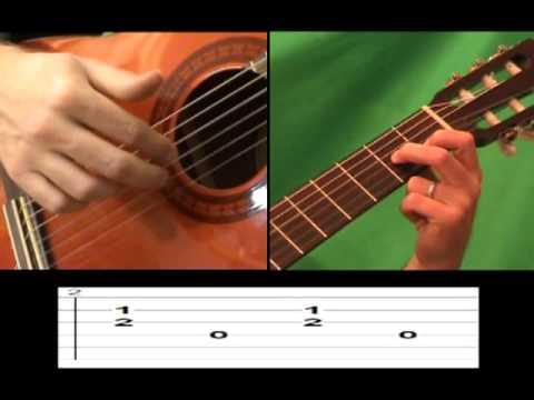 Classical Guitar Lesson - Ferdinando Carulli - Study In G