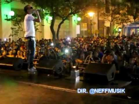 Arcangel En VIVO Puerto Rico Video HD