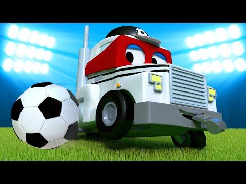 Спецвыпуск к Чемпионату Мира по Футболу - Грузовик судья 🚚 ⍟ детский мультфильм