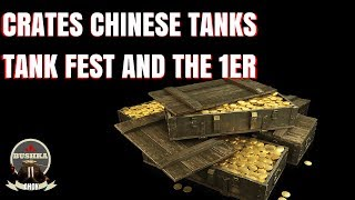 CRATES 1ER CHINESE HEAVIES TANK FEST WORLD OF TANKS BLITZ