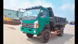 Xe tải ben 3 tấn 5. Mua trả góp xe ben 3t5 tại Hà Đông. LH : 0975.326.325