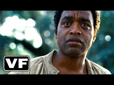 12 YEARS A SLAVE Bande Annonce VF (2014)