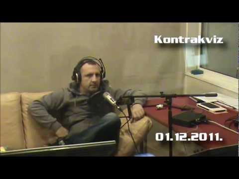 TDI Radio - Kontra Kviz | Pop prevoditelj i pinokio :] (01.12.2011)