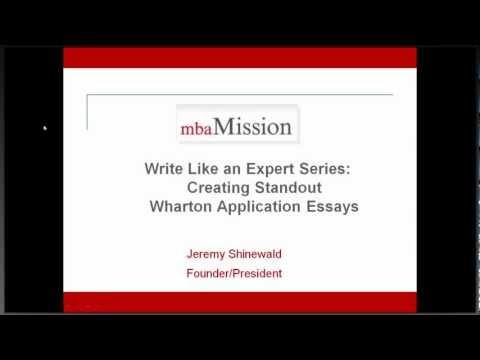 Mba Essay Questions Pdf