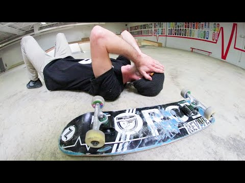 Your Worst Skate Trick = YOU MUST DO IT!! / Warehouse Wednesday!