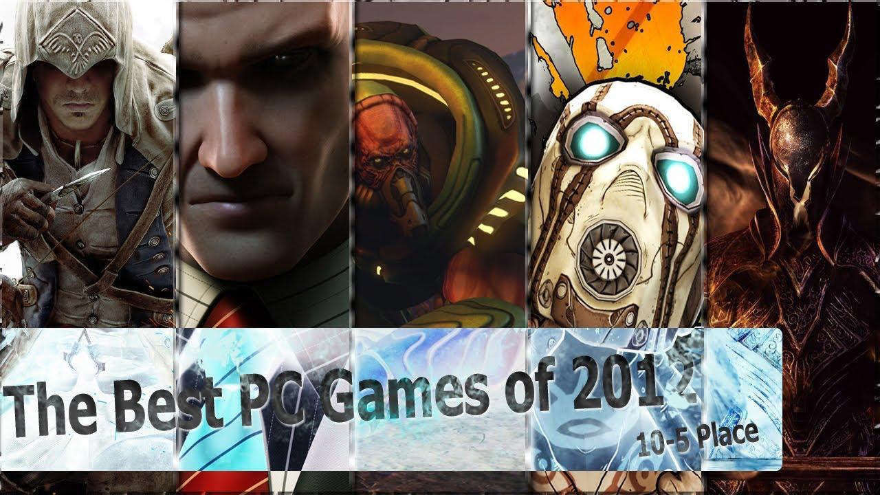 топ игр года 2012: