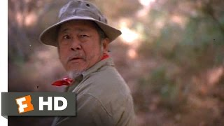 Video clip 3 Ninjas (1/10) Movie CLIP - Attacking Grandpa (1992) HD