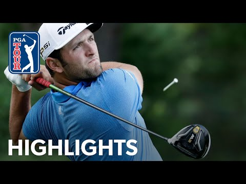 Jon Rahm shoots 4-under 68 | Round 1 | Farmers 2020