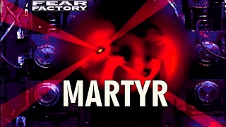 Watch Fear Factory Martyr video