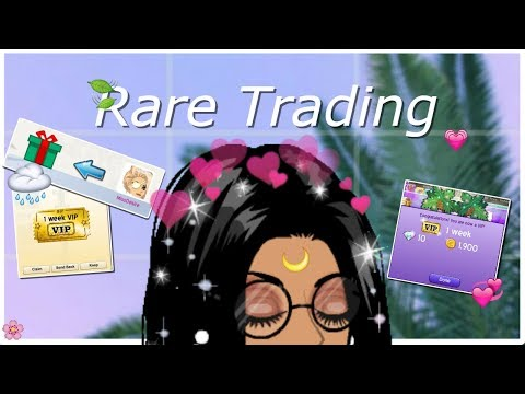 MSP// RARE TRADING MISS GOLDIE FOR VIP