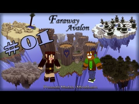 Faraway Avalon - Minecraft Survival - #01