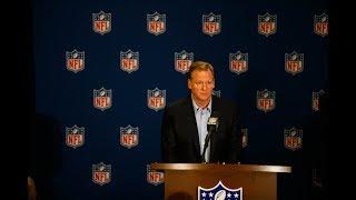 Roger Goodell Talks Shortened Preseason | Stadium
