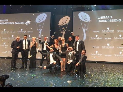 German Hairdressing Award 2015 German Hairdressing Award