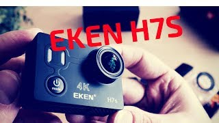 EKEN H7s Precio