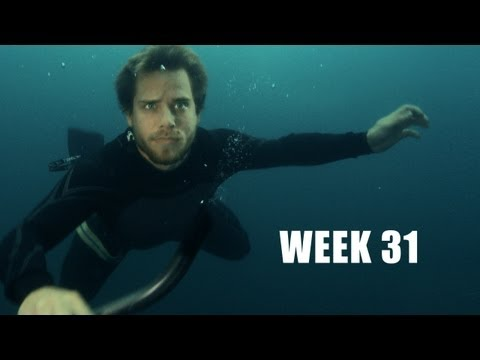 UWR Week 31 - 5DmkII vs EX1 Underwater!