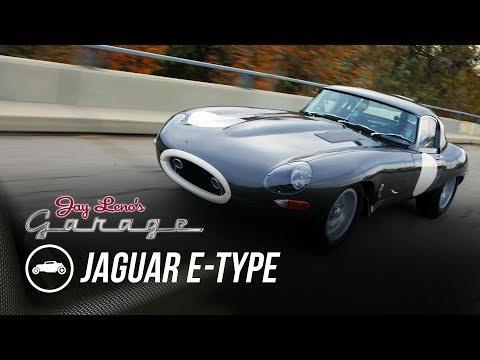 1963 Jaguar E-Type - Jay Leno's Garage