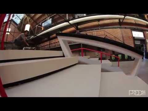 Paul Rodriguez Street League 2014 Los Angeles