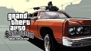 LIVE | Grand Theft Auto: San Andreas Muliplayer | MALMER