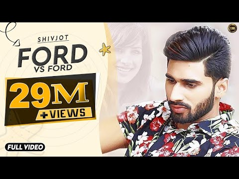 Ford VS Ford | Shivjot | Full Official Video | Yaar Anmulle...