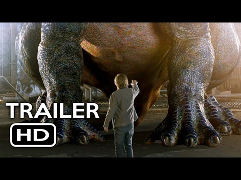 My Pet Dinosaur Official Trailer #1 (2017) Live-Action Family Movie HD streaming vf
