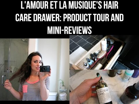 Inside My Hair Care Drawer(s): Intelligent Nutrients, EvolvH, John Masters Organics, Fig + Yarrow