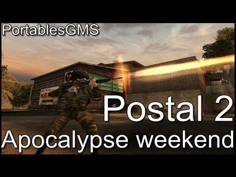 Descargar Postal 2 Más Expansión (Apocalypse Weekend) En 1 Link [Portable]