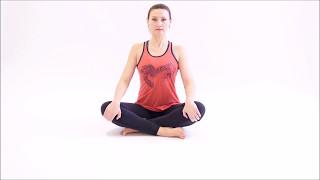 Упражнения для укрепления мышц спины-Pilates #36