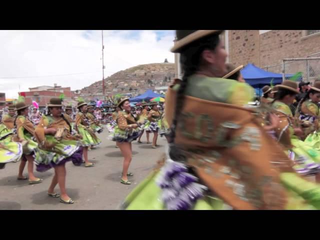 Carnaval de Oruro 2011, Bolivia (Turista a lo Pobre)