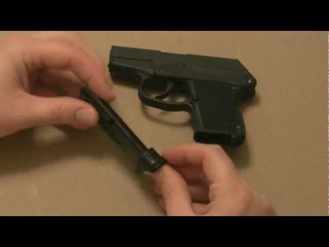Kel Tec P-3AT 380 ACP Review and Field Stripping
