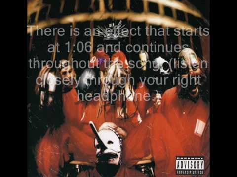 Slipknot Craig Jones Self Titled Samples Part 2 - YouTube Toxicity System Of A Down Video