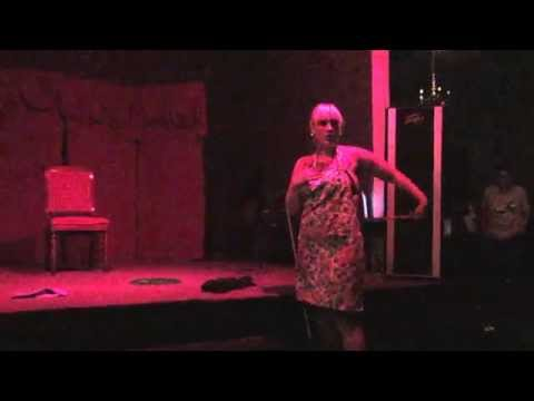 Melody Thick Burlesque- Stepford wife number- BEATnik Bar 5-11-14