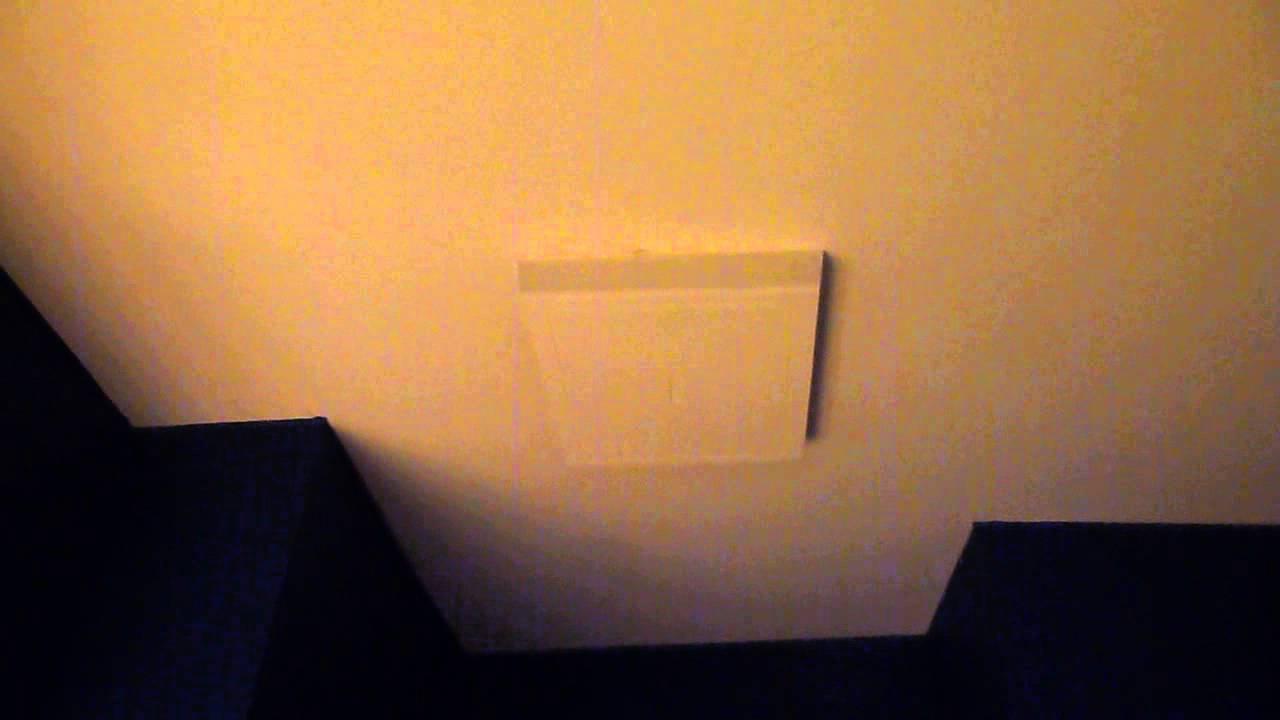 Noisy Bath Fan St Paul Home Inspection Townhouse YouTube