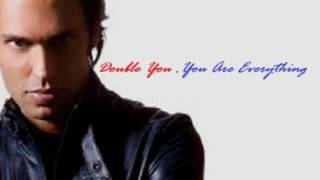Watch Double You You Are Everything video