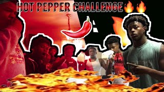 HOTTEST PEPPER IN THE WORLD🌶!!(CAROLINA REAPER CHALLENGE) *EXTREMELY FUNNY*