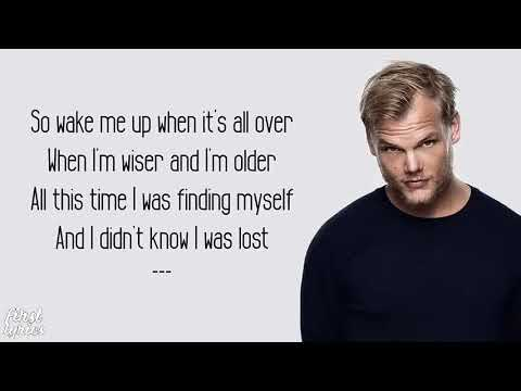 Avicii - Wake Me Up - Lyrics