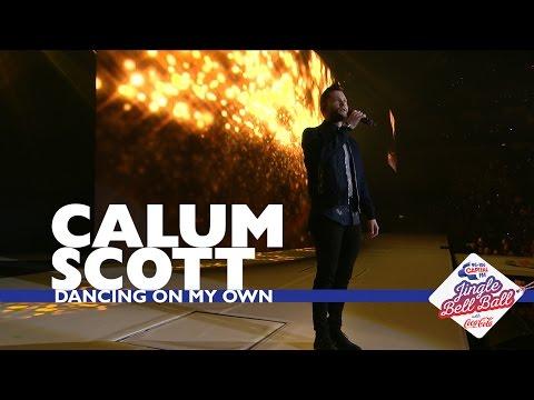 Calum Scott - 'Dancing On My Own' (Live At Capital's Jingle Bell Ball 2016)
