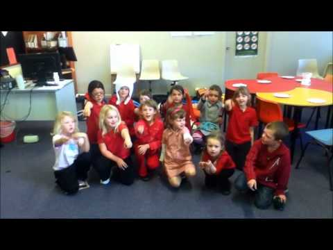 Fun Languages French for Kids club, North Ainslie Primary School, Canberra